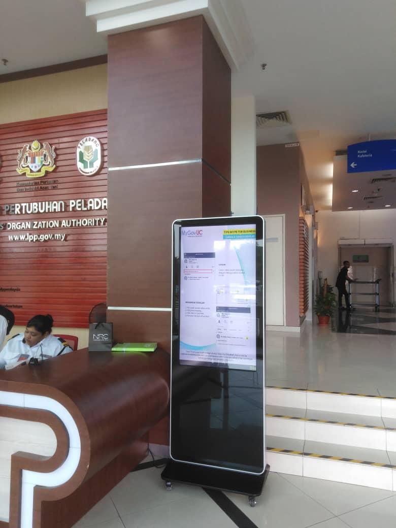 Corporate Office – Lembaga Pertubuhan Peladang at Kuala Lumpur