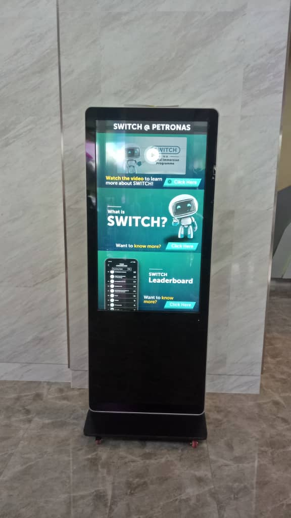 Event - Petronas Switch