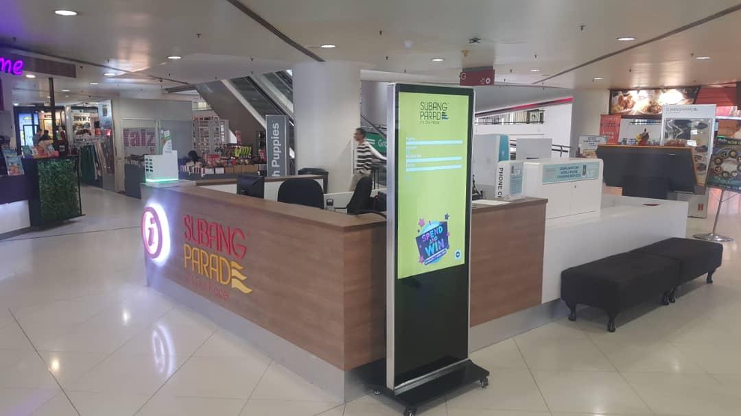 Mall – Subang Parade