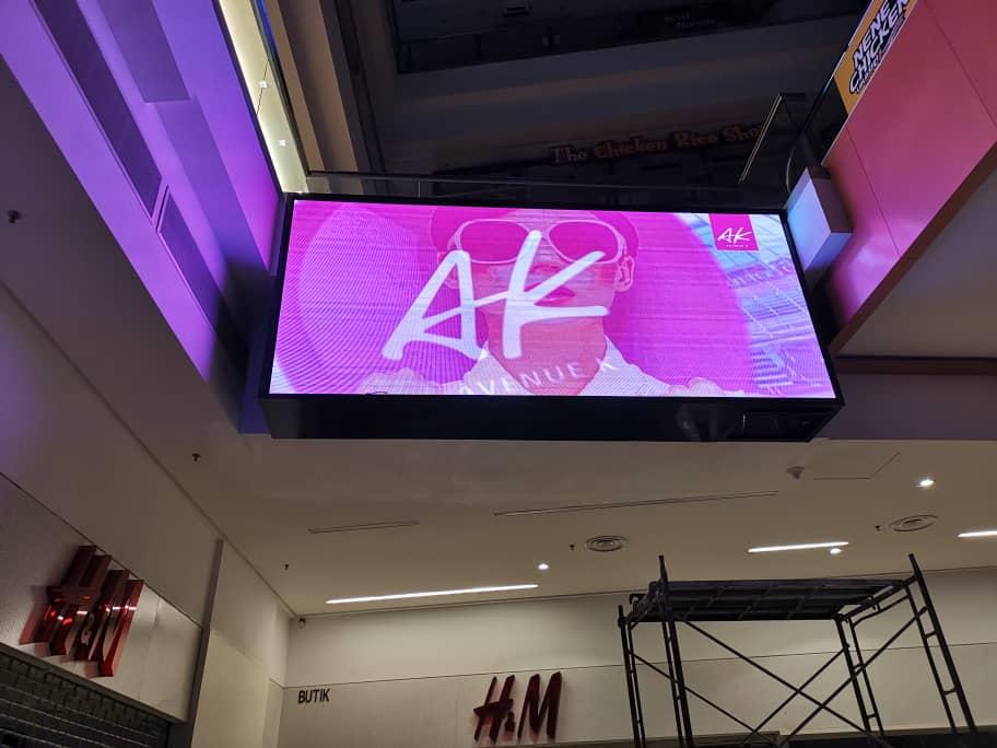 Mall - Avenue K at Kuala Lumpur