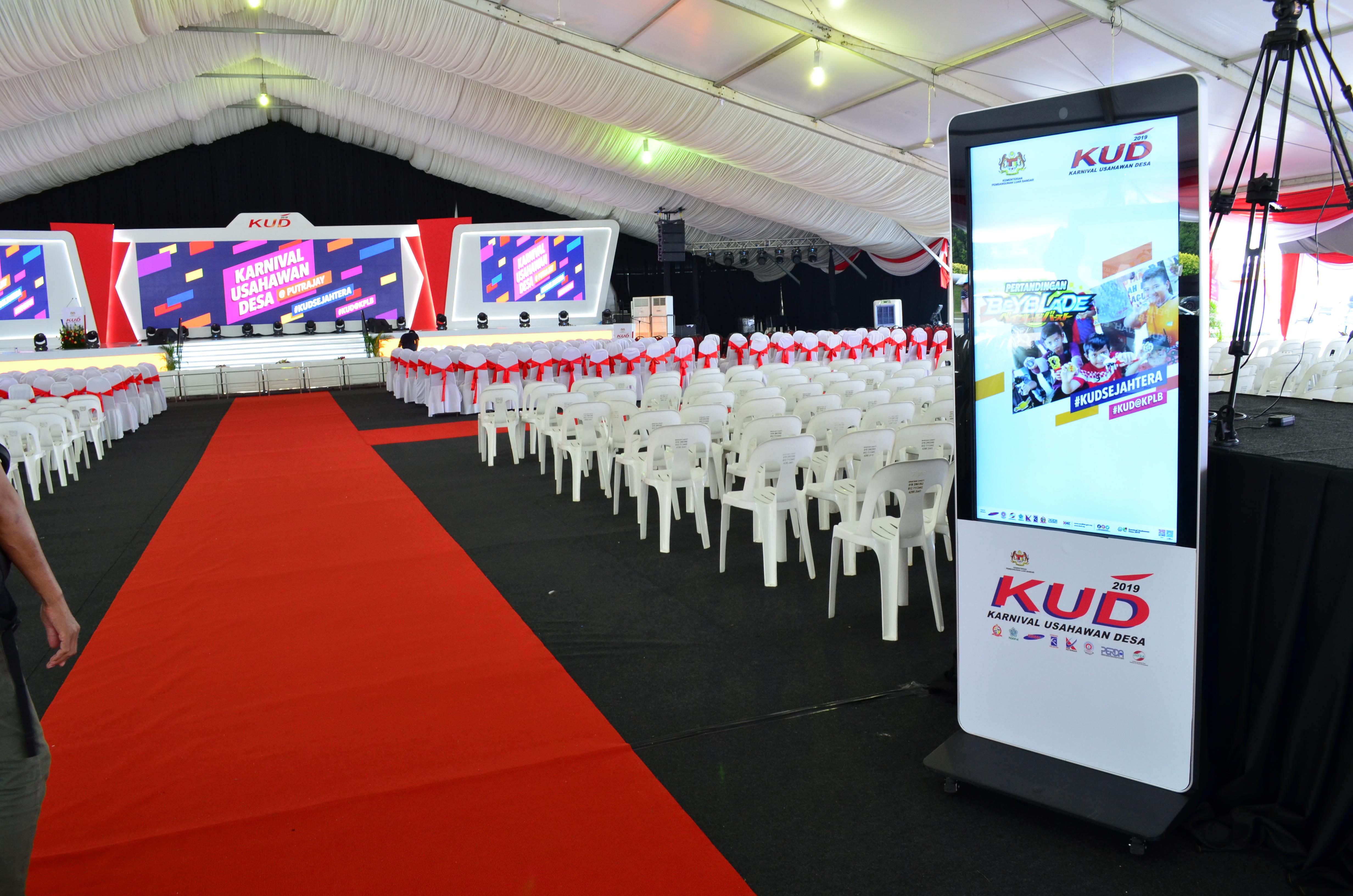Event - Karnival Usahawan Desa - Putrajaya
